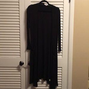 Lularoe Sarah Duster Cardigan Size S